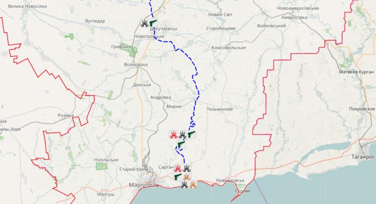 Донецкая фильтровальная станция обесточена вследствии обстрелов ВСУ