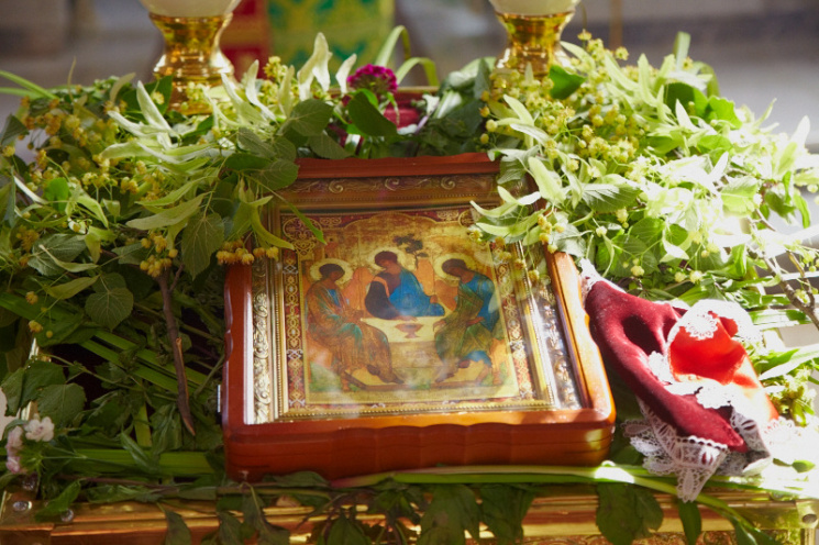 Image result for Неділя Трійці на Закарпатті