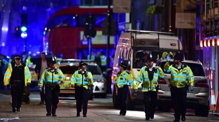 Поліція назвала імена двох виконавців теракту вЛондоні