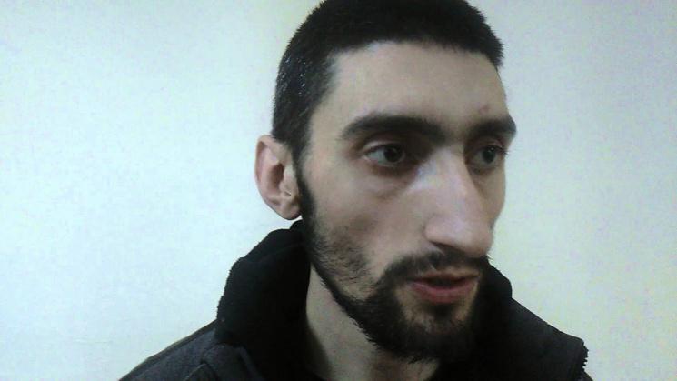 Антимайданівця «Топаза» арештували щена2 місяця