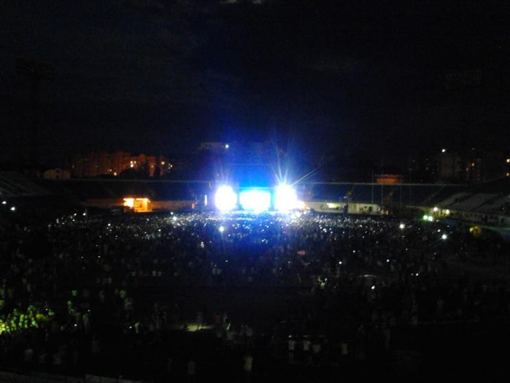 Увересні «Океан Ельзи» дасть безкоштовний концерт