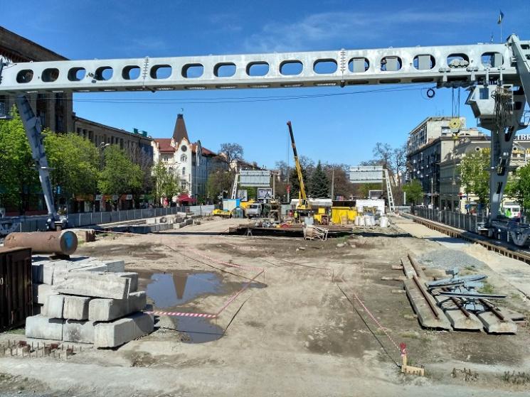 У Дніпрі метробудівники назвали дату введення в експлуатацію нових станцій