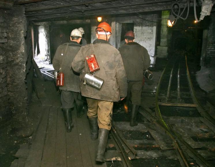 Четверо гірників отримали опіки нашахті «Новодонецька»