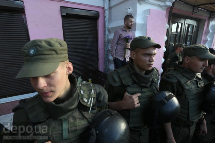 """Як відкривали """"Київпрайд"""" і протестували проти ЛГБТ"""