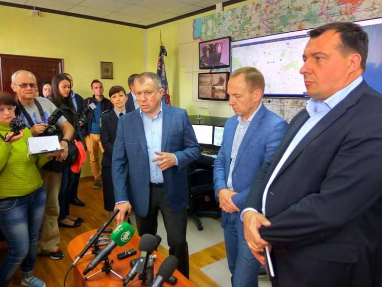 Чернігівська поліція апробує унікальну систему відеонагляду
