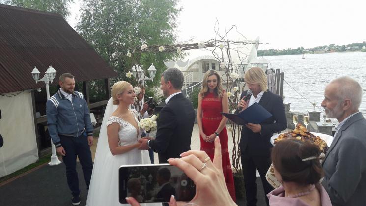 Тоня Матвієнко і Арсен Мірзоян одружилис…