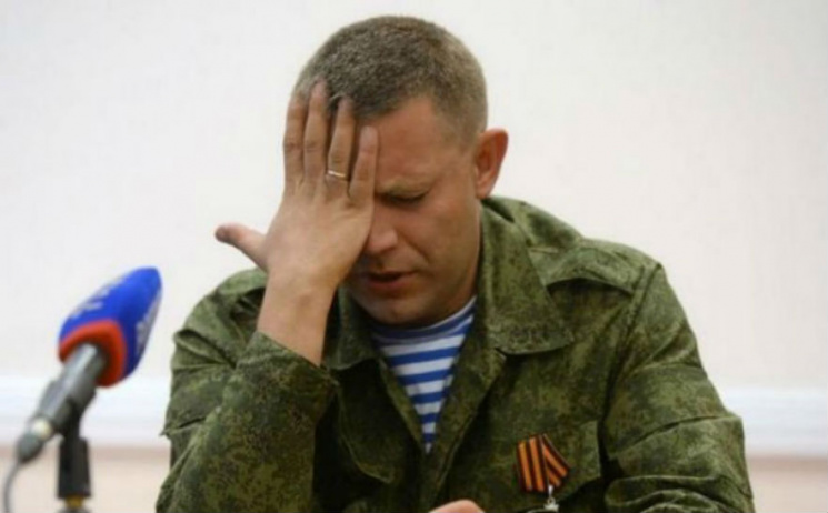 Кремль розсварився зЗахарченком і хоче його прибрати,— розвідка