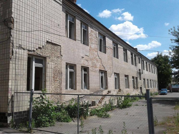 У Вінниці колишній військкомат знесуть, щоб збудувати багатоповерхівку