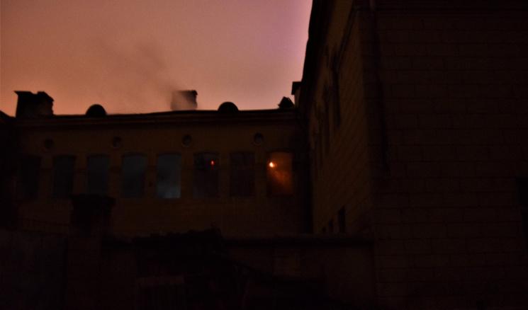 ВОдесі вибухнула будівля Міністерства оборони: з'явилися перші фото