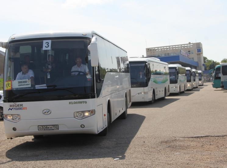 Окупанти шукають пасажирів, які шпигуватимуть за водіями у Криму та Абхазії