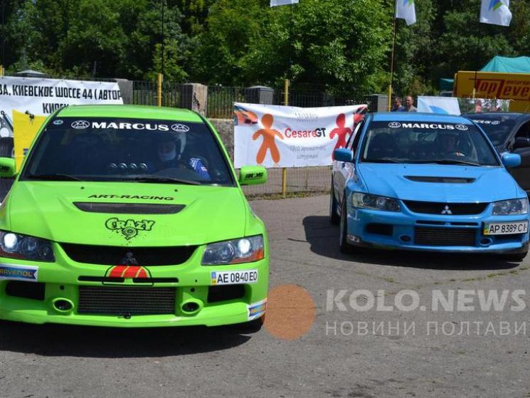 У Полтаві відбулися автоперегони Ltava Attack Series