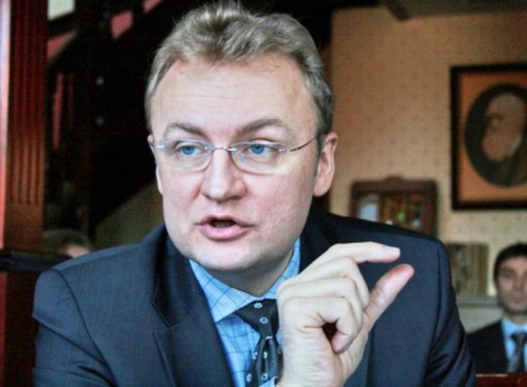 Садовий знову попросив владу запровадити у Львові надзвичайний стан