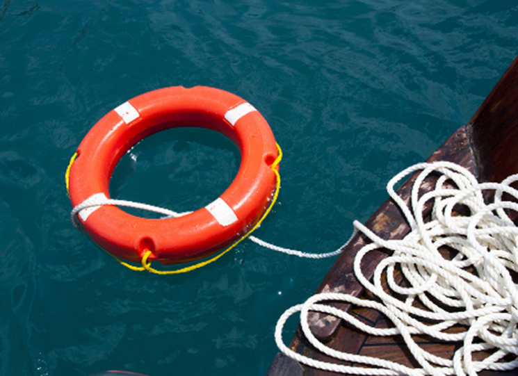 За вихідні на водних об'єктах Запорізької області загинуло двоє людей