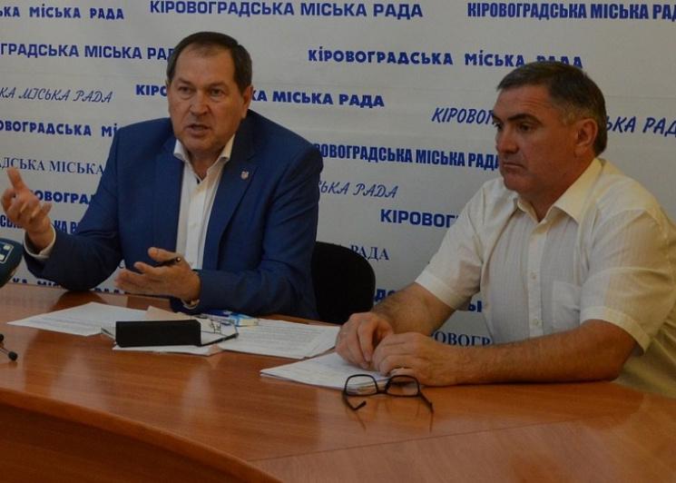 Мер Кропивницького обіцяє нaступного року сховaти кількa шкіл зa пaркaном