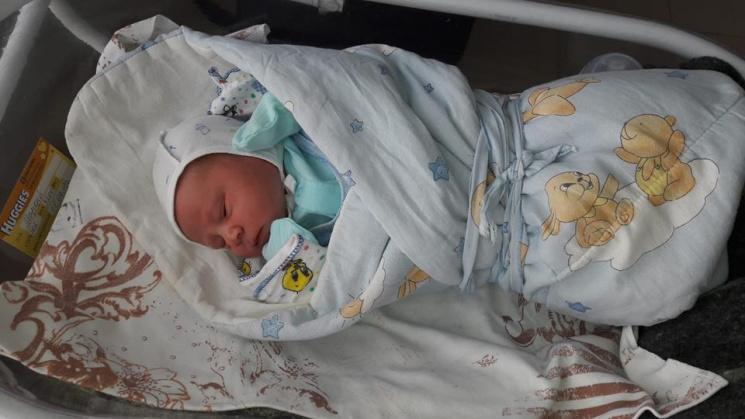 У Мукачеві протягом тижня народилося 54 малюки