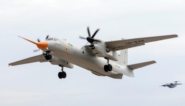 Чим українсько-саудівський Ан-132 вразить відвідувачів Ле-Бурже