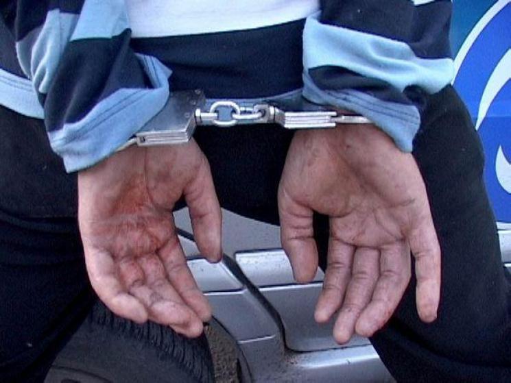 У Черкасах копи затримали винного у вбивстві чоловіка в міському парку
