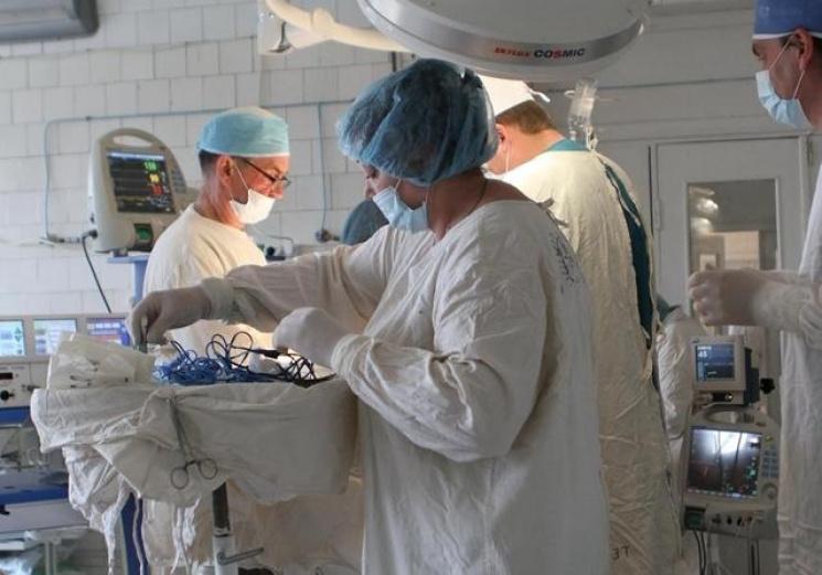 У Харкові пораненим АТОвцям потрібні пелюшки та серветки