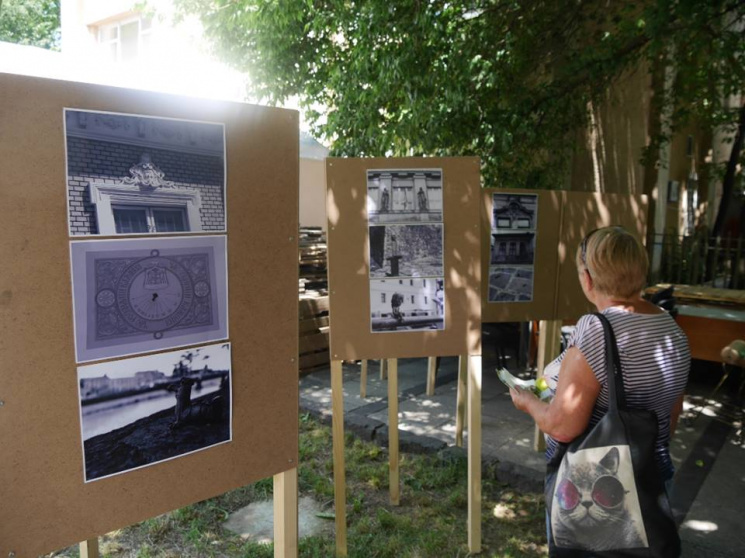 """У центрі Ужгорода показали місто з """"іншого ракурсу"""""""