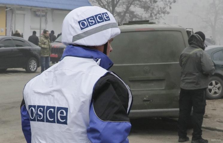 """""""ДНР"""" закрила Сєдове для іноземців і не пропустила навіть ОБСЄ"""