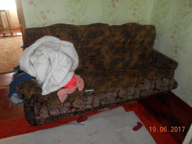 Криваве вбивство під Харковом: Опубліковані фото з місця події