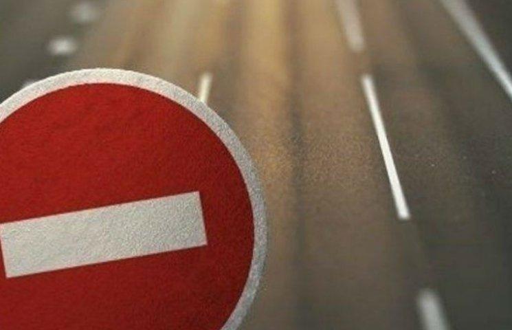 Вантажівкам заборонять їздити через Київ