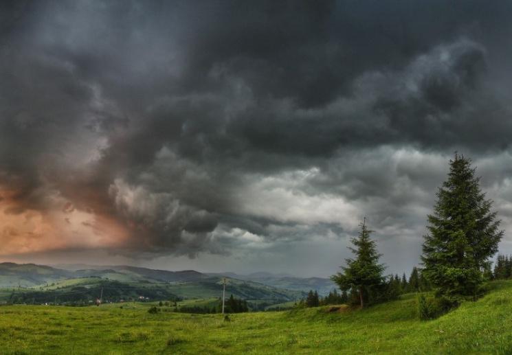 Закарпатців попереджають про погіршення погодних умов