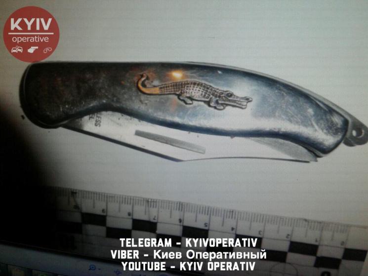 Масова бійка устоличному Гідропарку: ножове поранення отримав військовослужбовець