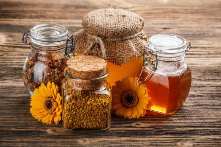 Пчелопродукты и секс