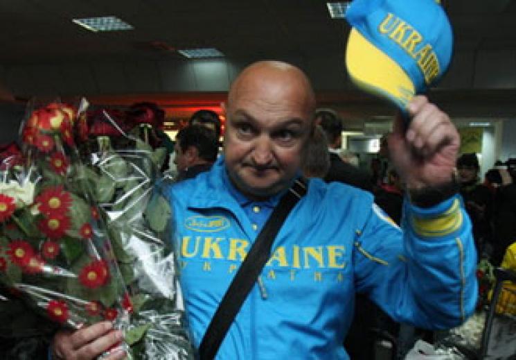 Тренер збірної України: На ЧЄ в Харкові люди не вставали під час гімну Росії. Bони хотіли Новоросію?