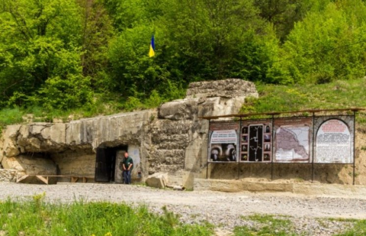 """Бункери """"лінії Арпада"""": як закарпатці відтворюють історію Другої Світової"""