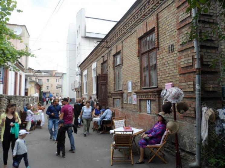 В Ровно может стать больше пешеходных ул…