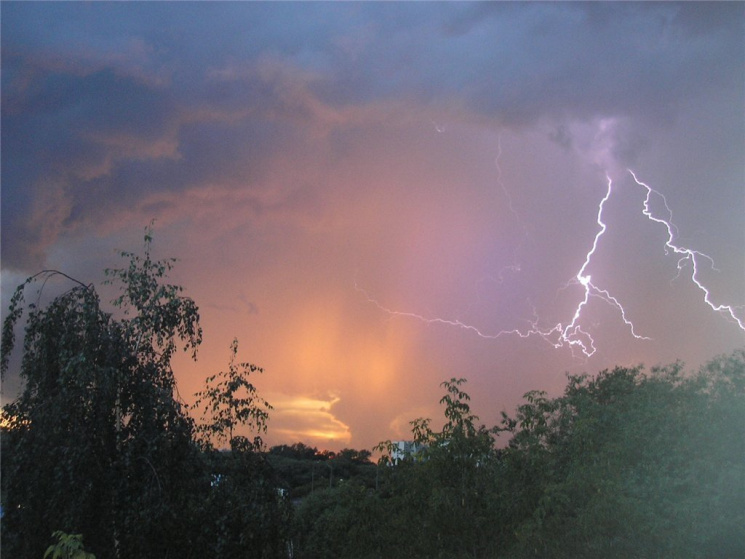 Увага! 1 липня на Закарпатті оголошено штормове попередження