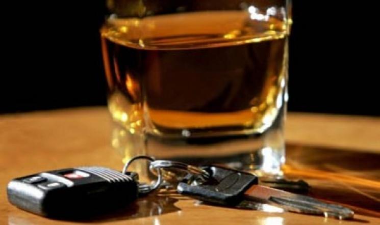 У Закарпатті п'яний водій агресивно поводився з поліцейськими