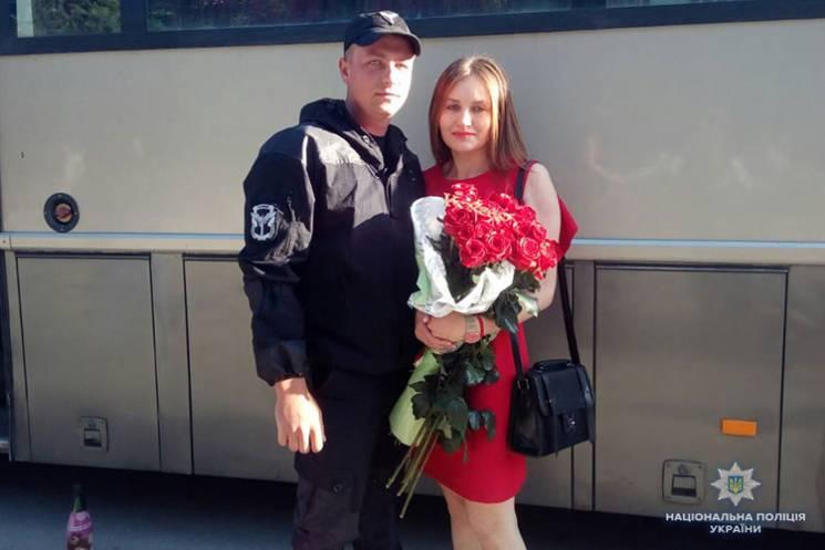 Тернопольский спецназовец превратил прие…