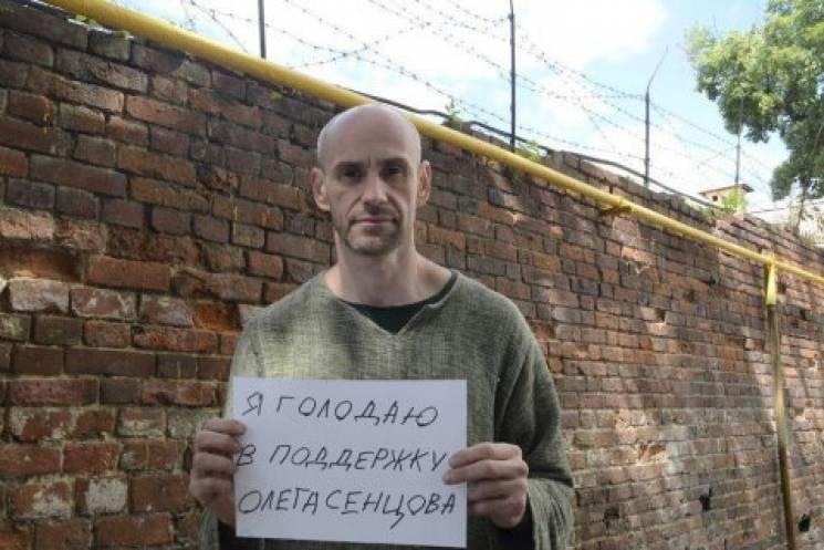 Российский журналист объявил голодовку в…