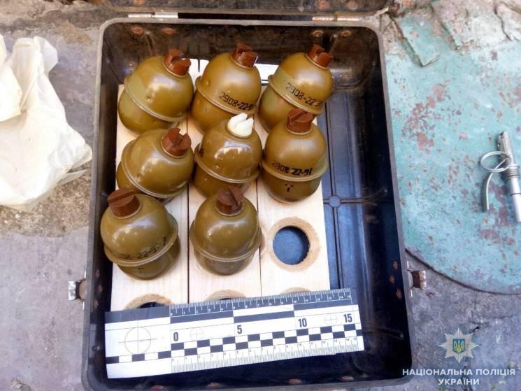У Миколаєві поліція виявила вдома у чоловіка численний арсенал зброї