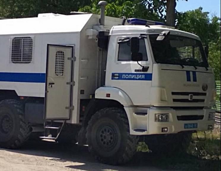 """Російські силовики влаштували нову """"облаву"""" на кримських татар: Є затриманий"""