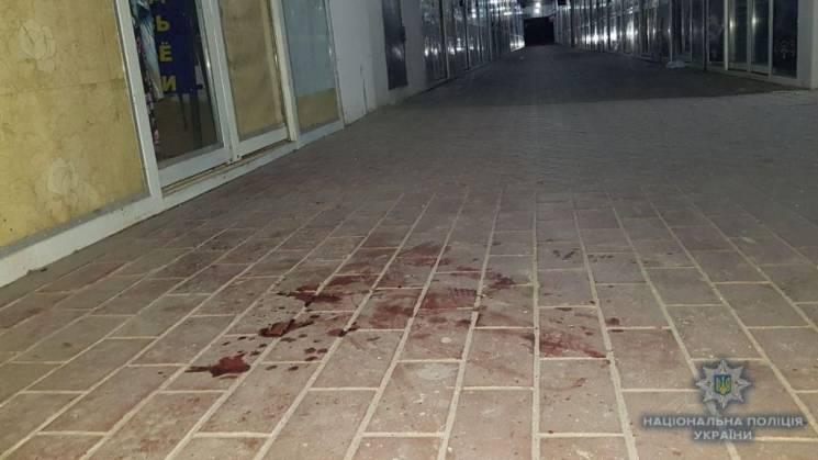 З'явилося відео із постраждалим у стрілянині у Миколаєві (ВІДЕО)