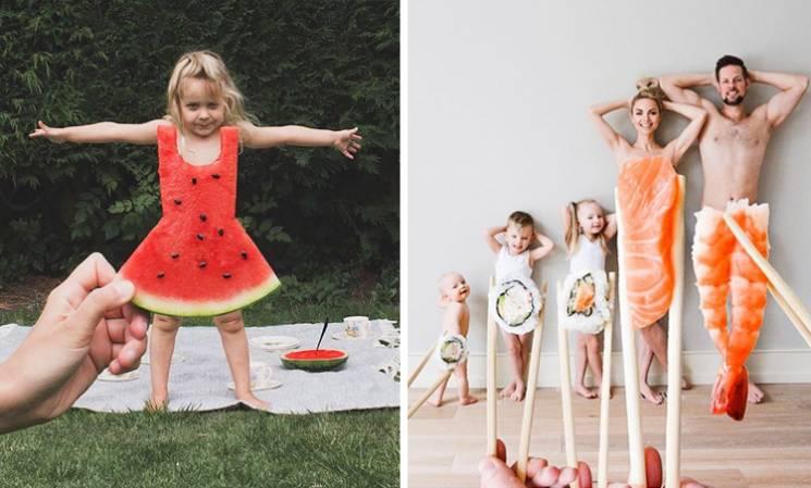 30 крутых идей для семейной фотосессии от известных инстаграм-блогеров