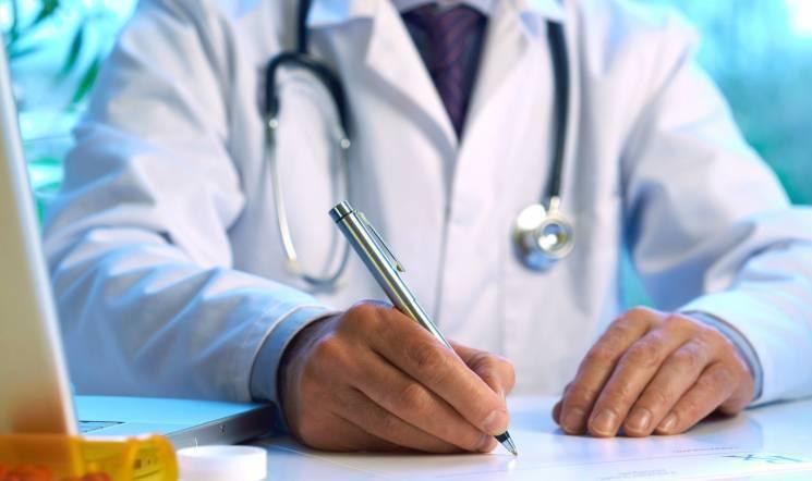Кожен четвертий житель Кропивниччини вже уклaв деклaрaцію з лікaрями