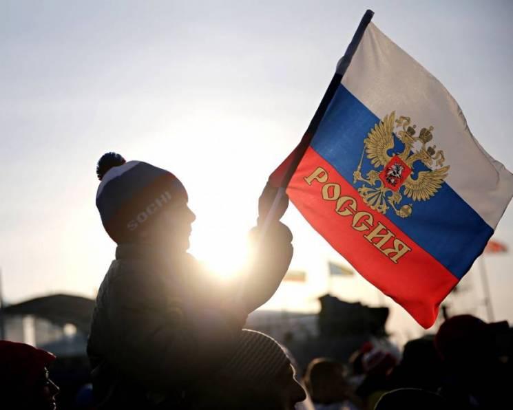 На Росії рекордно збільшилася кількість патріотів - опитування