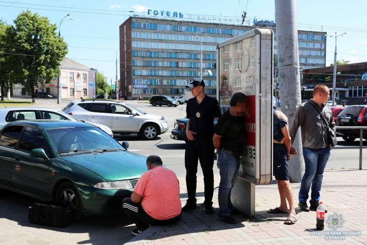 У вінницькій поліції розповіли, які машини викрадають у містах, а які – в селах