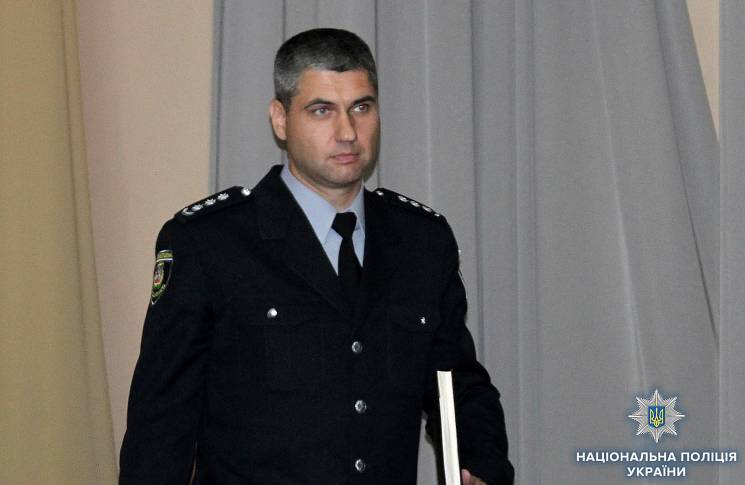 Полковник без готівки: Що відомо про нового керівникa поліції Кропивниччини