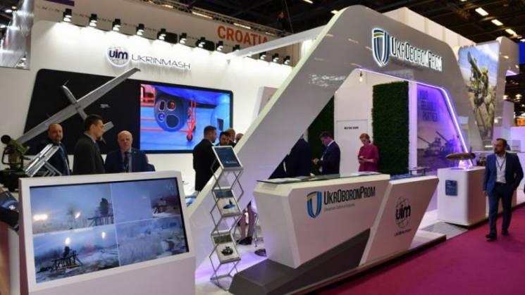 Eurosatory-2018:Що за зброю і техніку Україна повезла в Париж