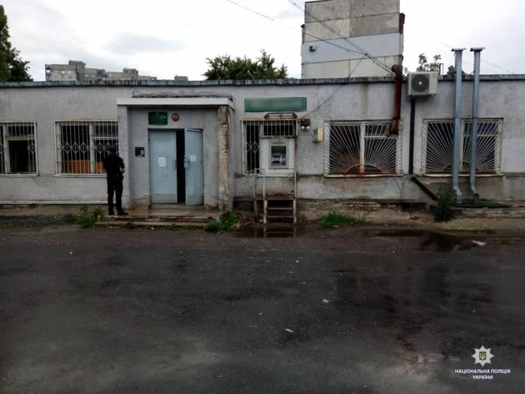 У Харкові підірвали банкомат: Кадри з місця вибуху (ВІДЕО, ФОТО)