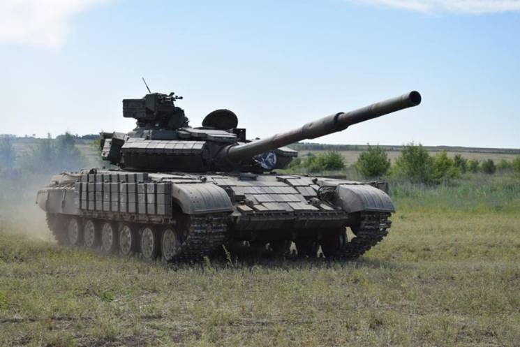 На Донбасі танкісти бригади з Дніпропетровщини готувалися до контрнаступу