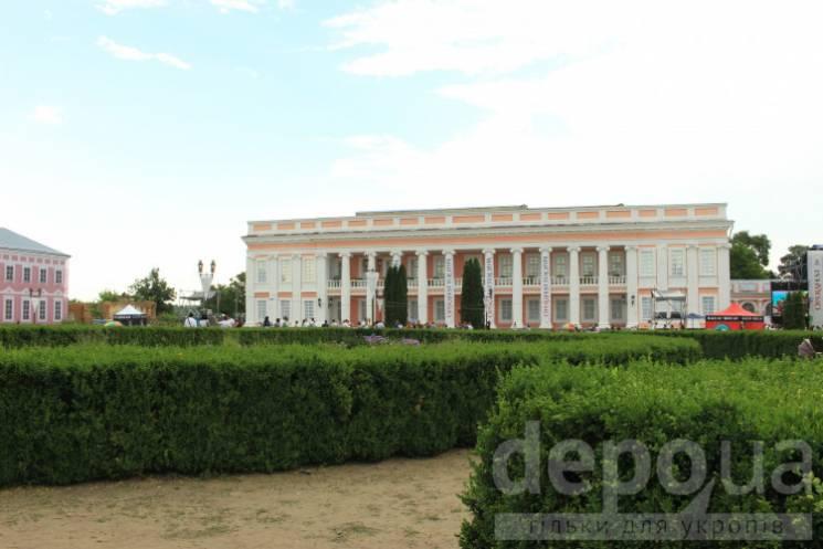 Як перевтілюватимуть палац Потоцьких на Вінниччині (ФОТО)