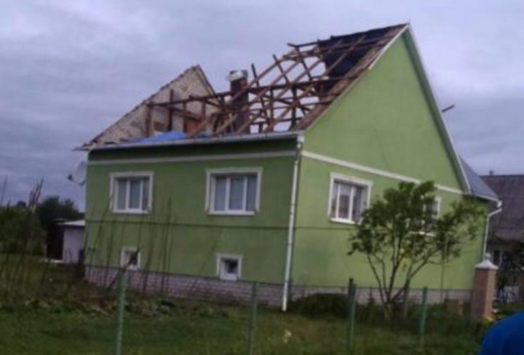 Скажений буревій: Найбільше від негоди постраждали Тячівщина та Іршавщина (ФОТО)