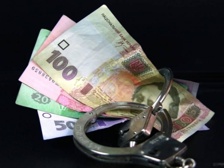 На Дніпропетровщині на хабарі викрили антикорупційного начальника